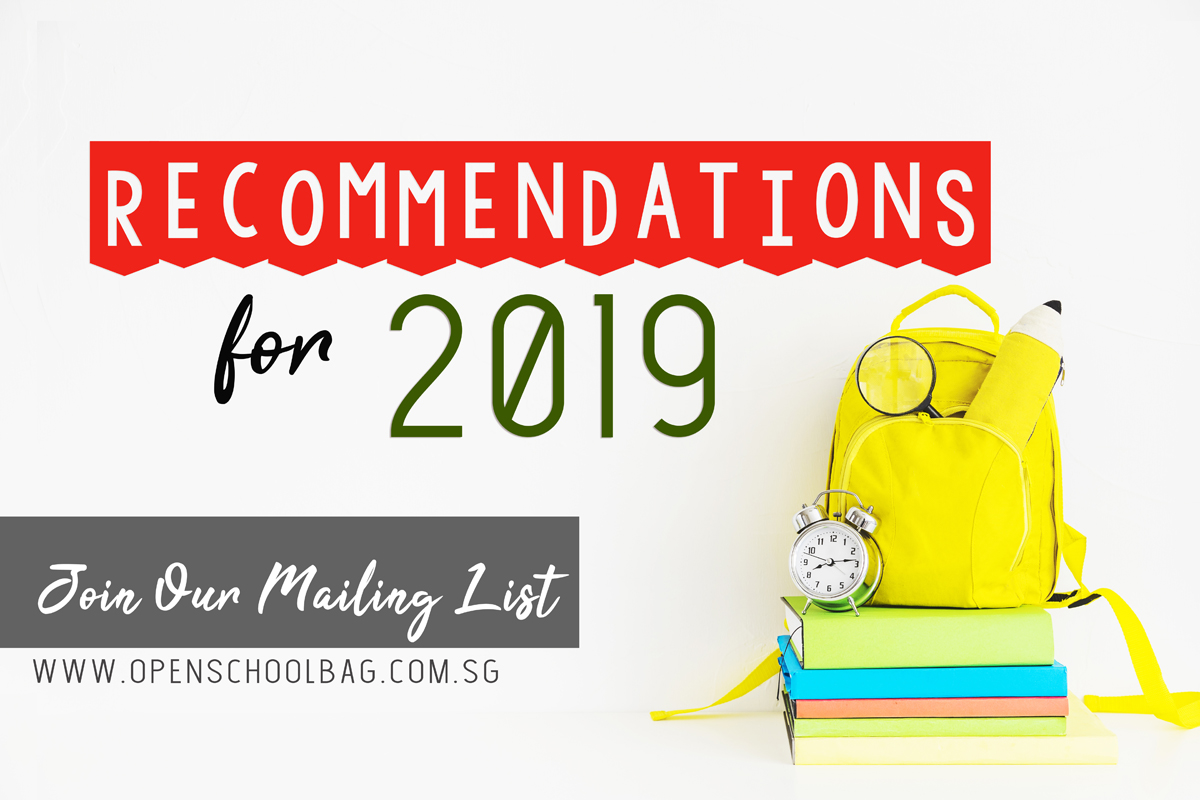 2019 Recommendations