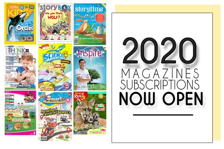 Early Bird Magazines 2020