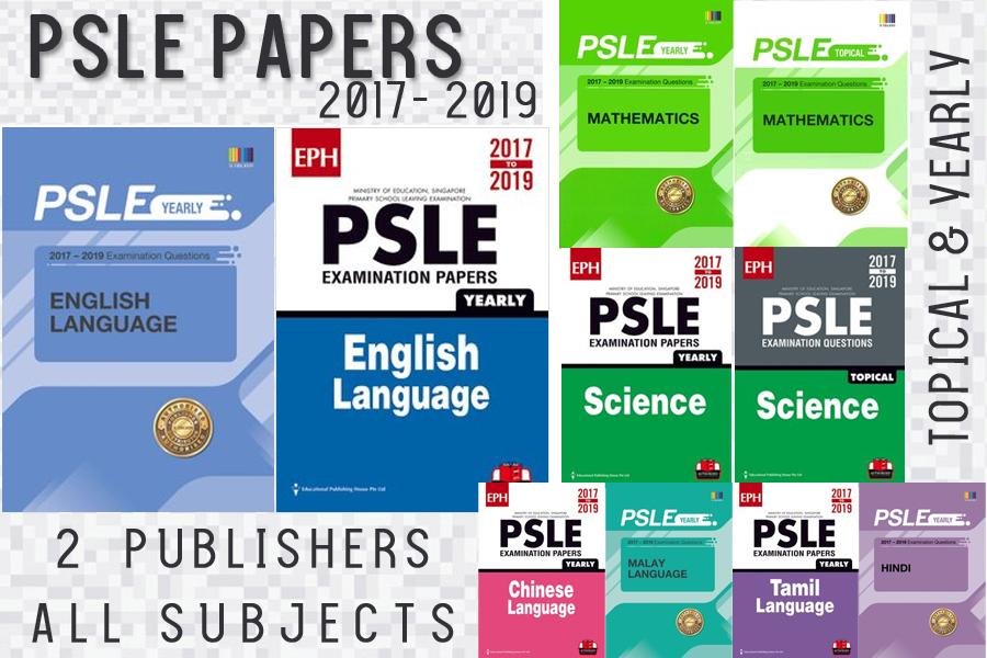 PSLE 2020 TYS