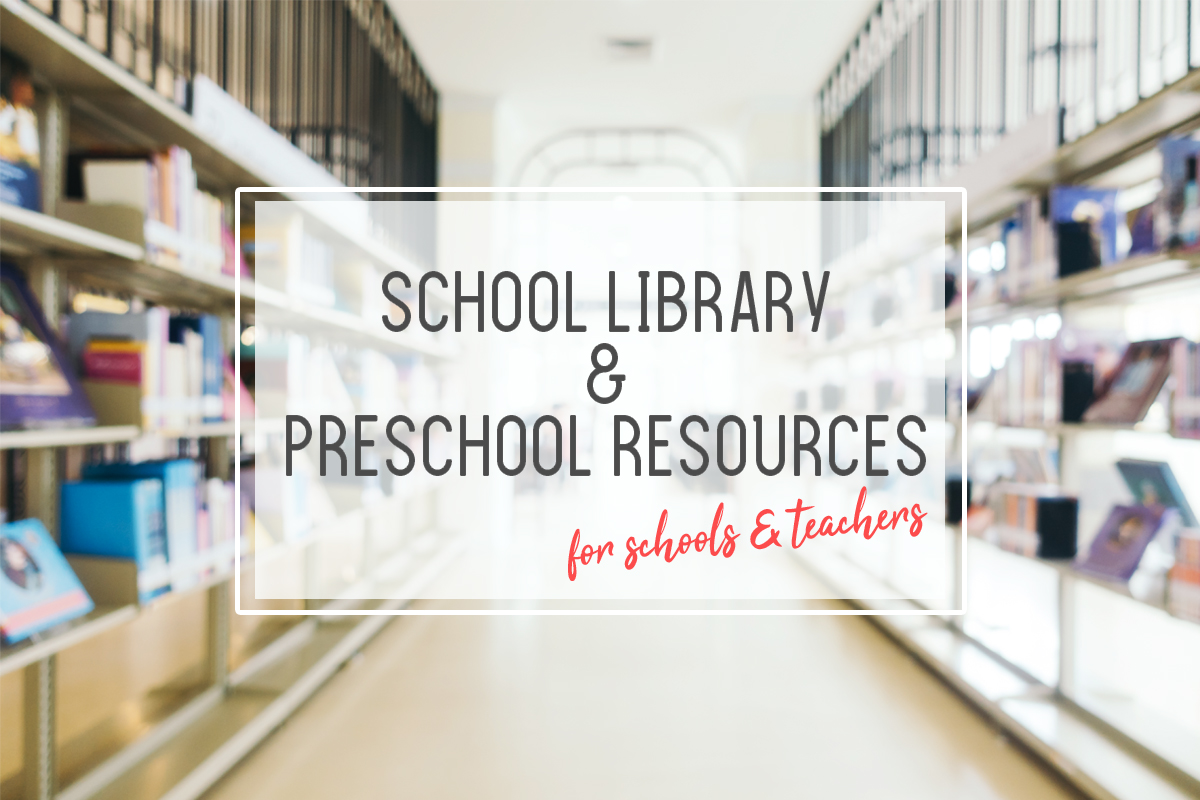 School & Library Resources