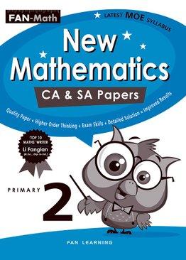 New Mathematics - CA & SA paper P2