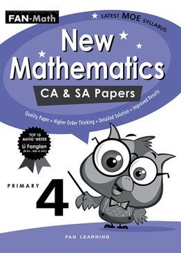 New Mathematics - CA & SA paper P4