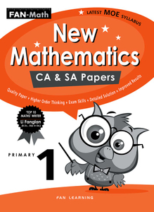 New Mathematics - CA & SA paper P1