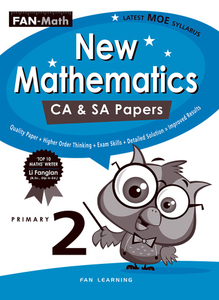 New Mathematics - CA & SA paper P2