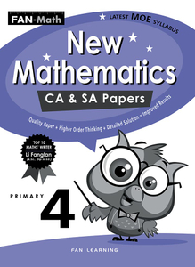 New Mathematics - CA & SA paper P4