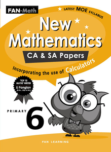 New Mathematics - CA & SA paper P6