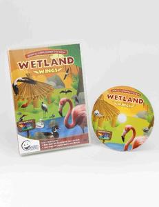 WINK to LEARN Animal Encyclopedic DVD: Wetland Wings (English / Chinese)