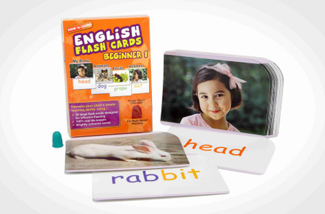 WINK to LEARN English Flash Cards - Beginner 1