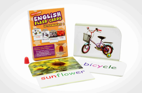 WINK to LEARN English Flash Cards - Intermediate 2