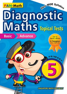 P5 Diagnostic Maths Topical Tests