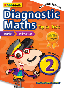 P2 Diagnostic Maths Topical Tests