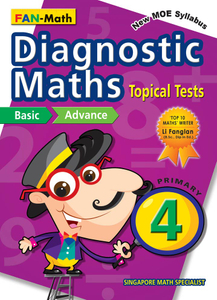 P4 Diagnostic Maths Topical Tests