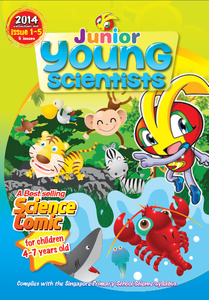 Junior Young Scientists Pack #1