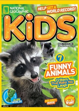 National Geographic Kids Magazines Subscription