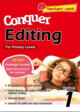 Conquer Editing Workbook 1