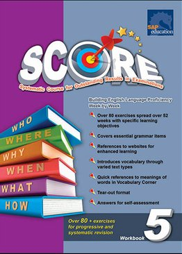 Score Workbook 5