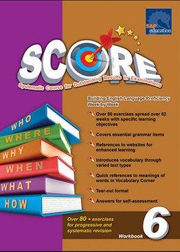 Score Workbook 6