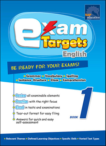 Exam Targets English Book 1