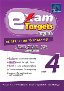 Exam Targets English Book 4