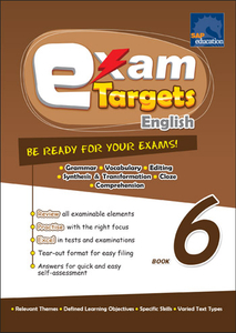 Exam Targets English Book 6