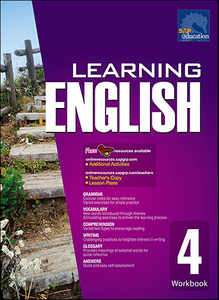 Learning English Workbook 4