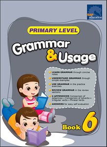 Primary Level Grammar and Usage Book 6