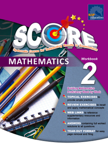 SCORE Mathematics Workbook 2