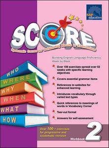 Score Workbook 2