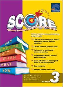 Score Workbook 3
