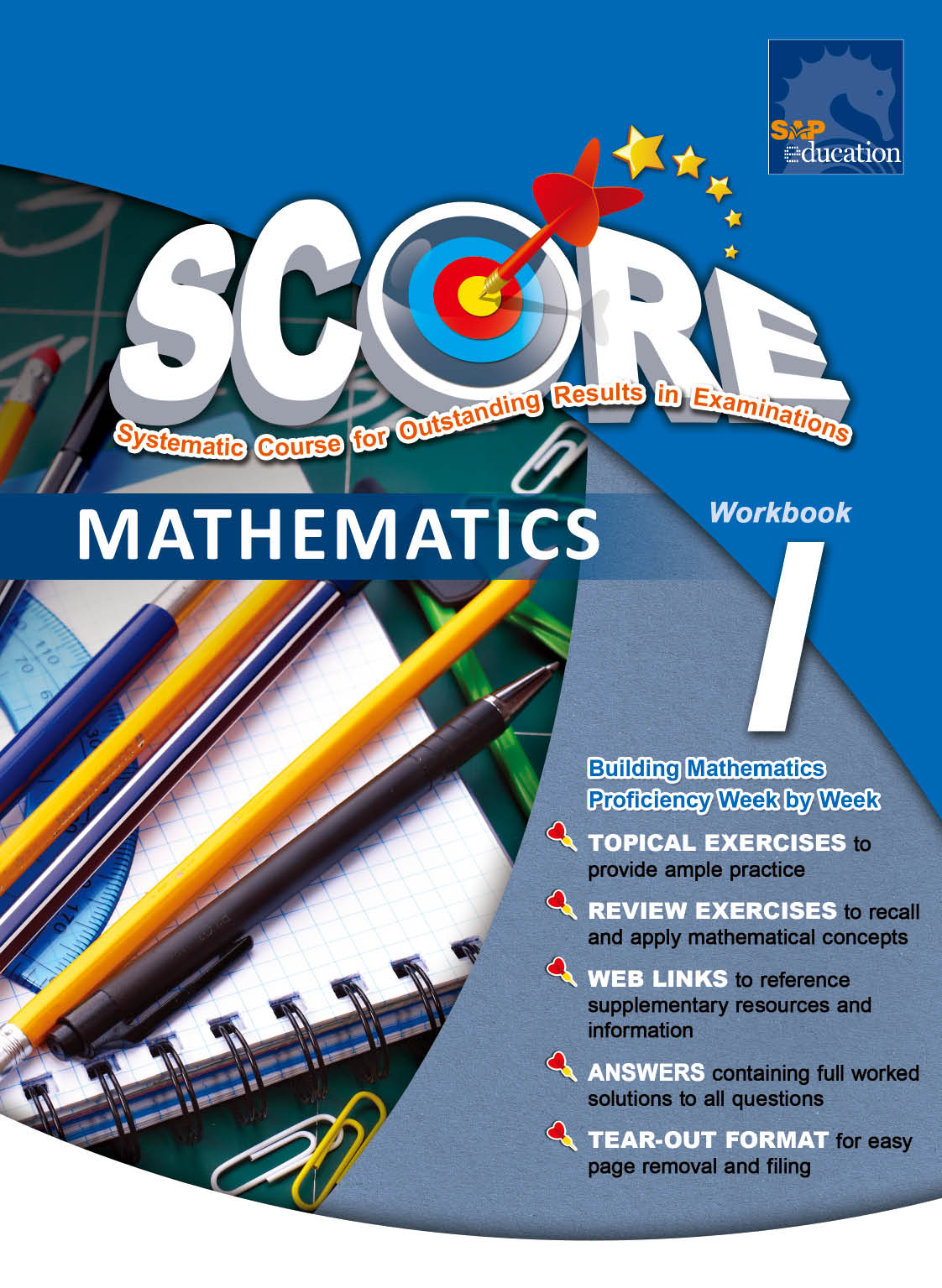 SCORE Mathematics Workbook 1 | OpenSchoolbag