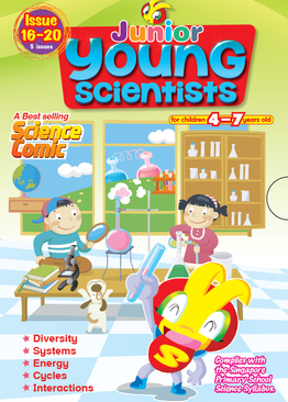 Junior Young Scientists Pack #4