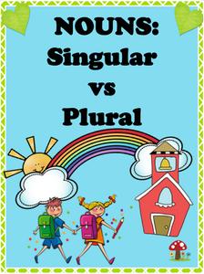 Nouns: Singular vs Plural