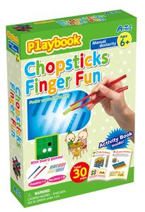 Artec Playbook Series - Chopsticks Finger Fun