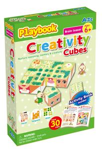 Artec Playbook Series - Creativity Cubes