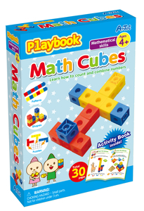 Artec Playbook Series - Maths Cube