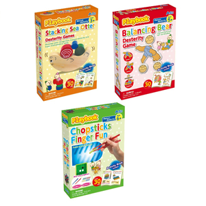Artec Playbook Series - Fine Motor Bundle of 3