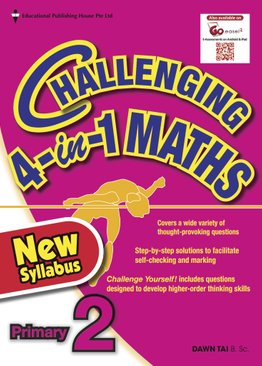 Challenging 4-In-1 Maths 2