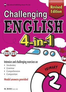 Challenging English 4-In-1 2
