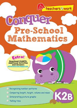 Conquer Pre-School Mathematics K2B