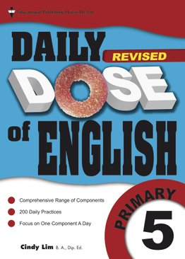 Daily Dose Of English 5