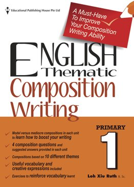 English Thematic Composition Writing 1