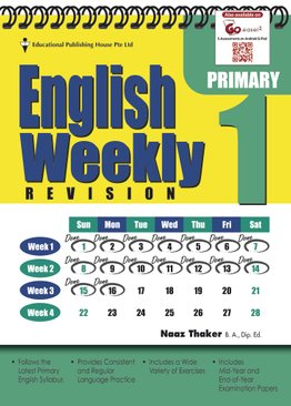 English Weekly Revision 1