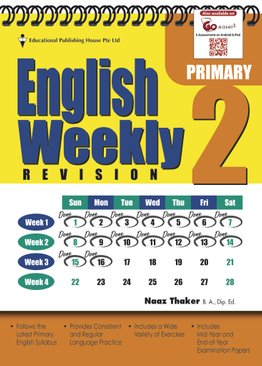 English Weekly Revision 2