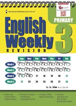 English Weekly Revision 3