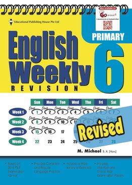 English Weekly Revision 6