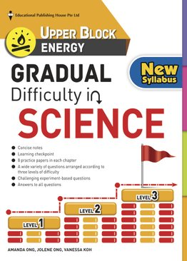Gradual Difficulty in Science - Energy - Pri 5/6