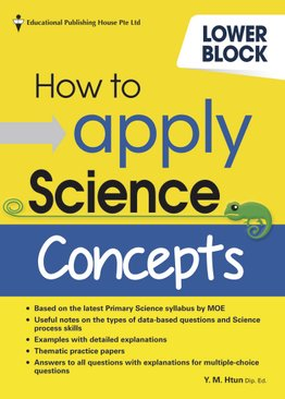 How to Apply Science Concepts - Lower Block Pri 3/4