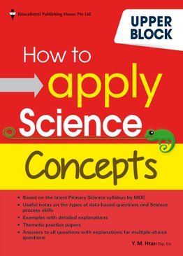 How to Apply Science Concepts - Upper Block Pri 5/6