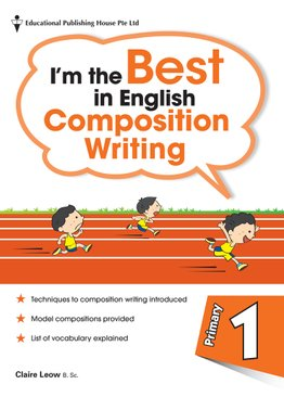 I'M The Best In English Composition Writing 1