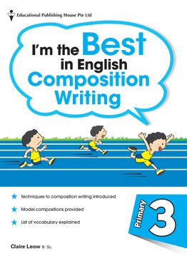 I'M The Best In English Composition Writing 3